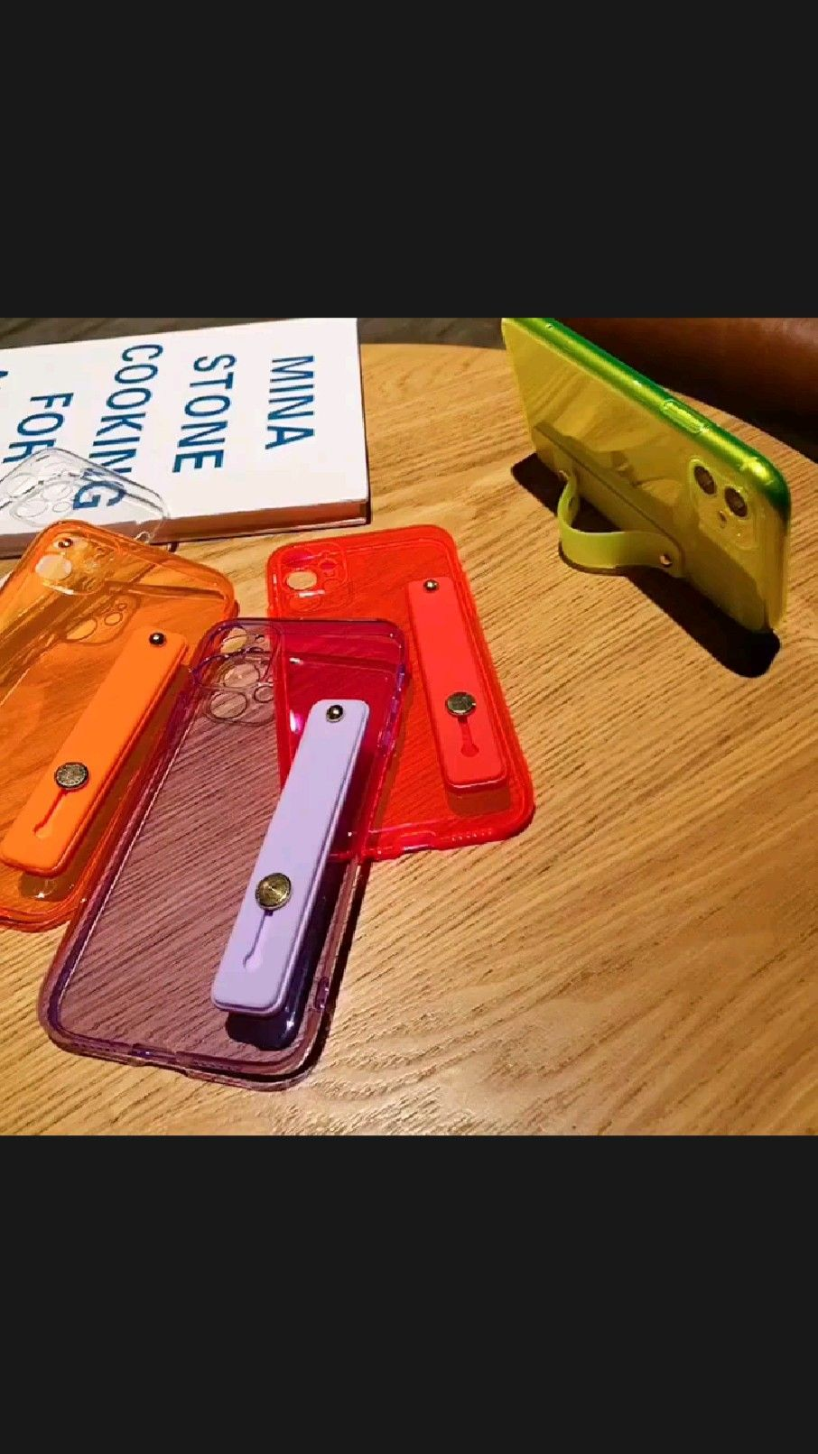 Wrist Band iPhone Case