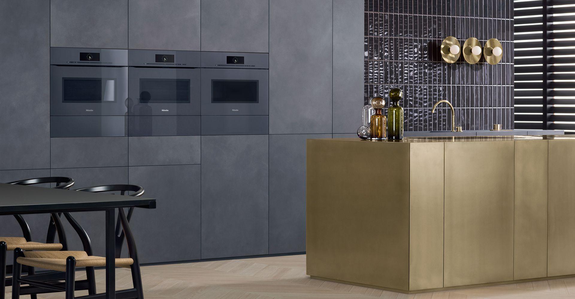 Miele ArtLine handleless appliances. For the purist. The pure ...