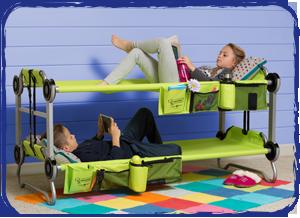 Kidbunk Portable For Camping Trips Grandma S House Alike Also