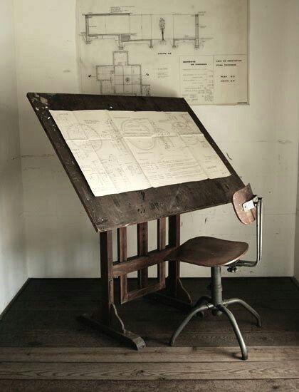 Mesa arquitectura mesas trabajo decoracion de muebles - Mesas de arquitectura ...