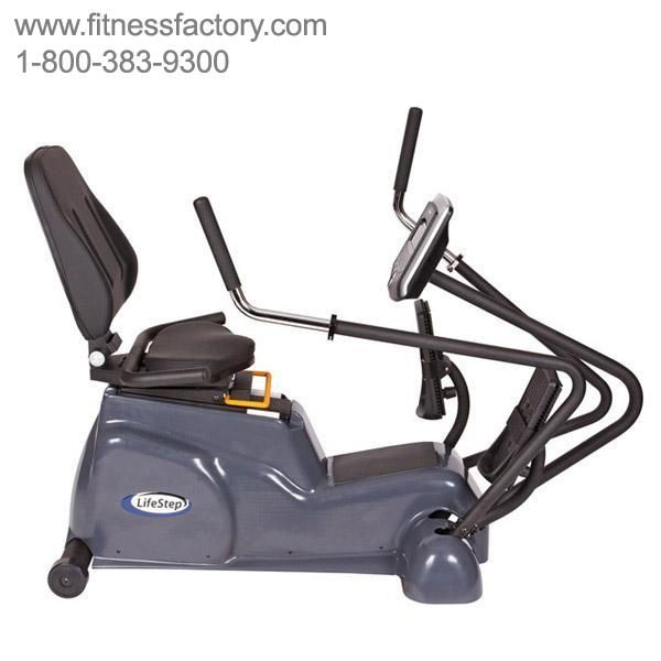 The New Lifestep Recumbent Linear Cross Trainer Was Proudly Designed Developed In The Usa To Help A Diverse Ra Elliptical Trainers Cross Trainer Elliptical