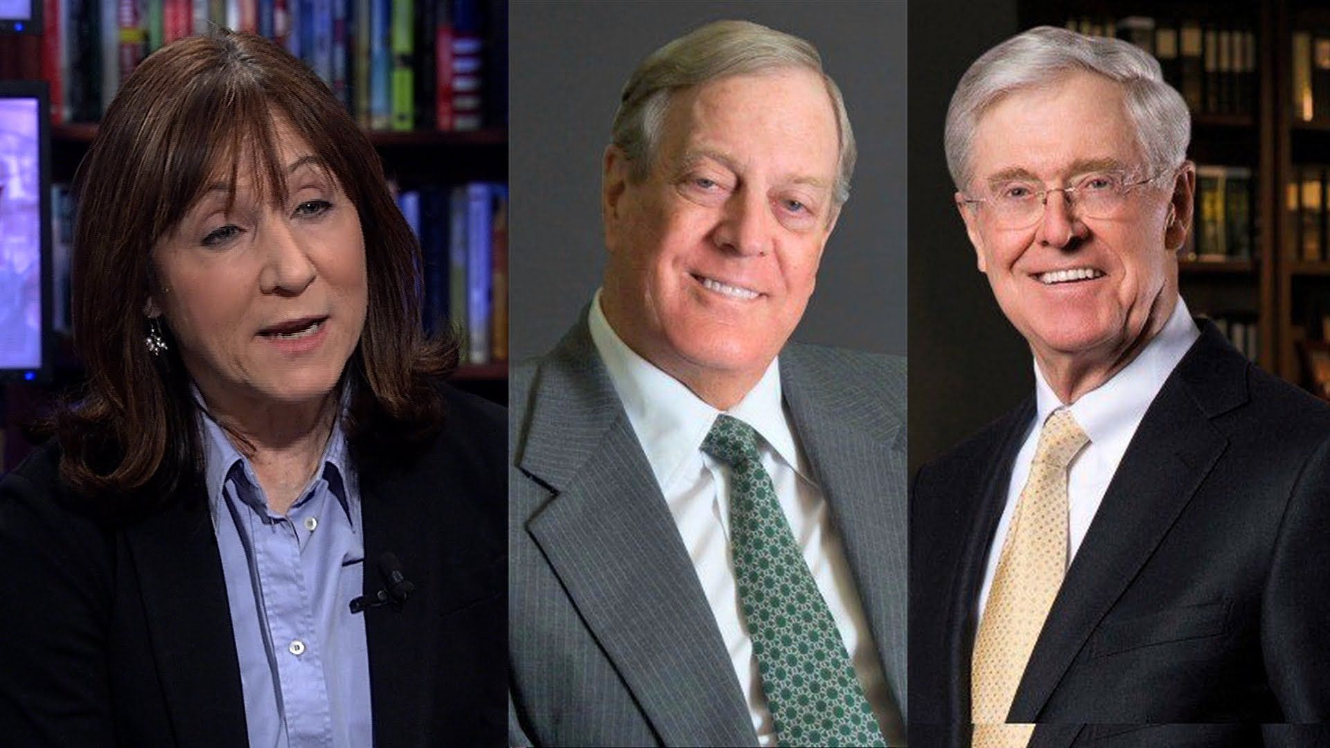 Part 1 Dark Money Jane Mayer On How Koch Bros Billionaire Allies Fu Jane Mayer Democracy Now John Birch Society