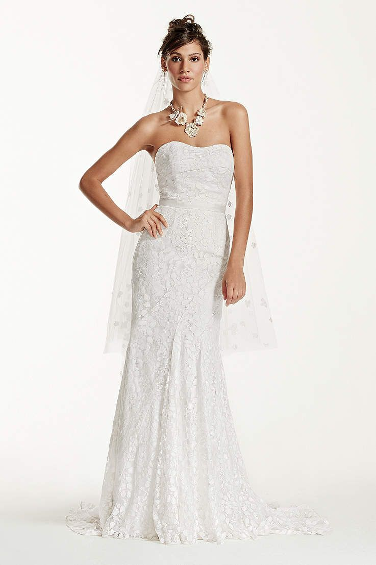 David's Bridal Destination Wedding Dresses