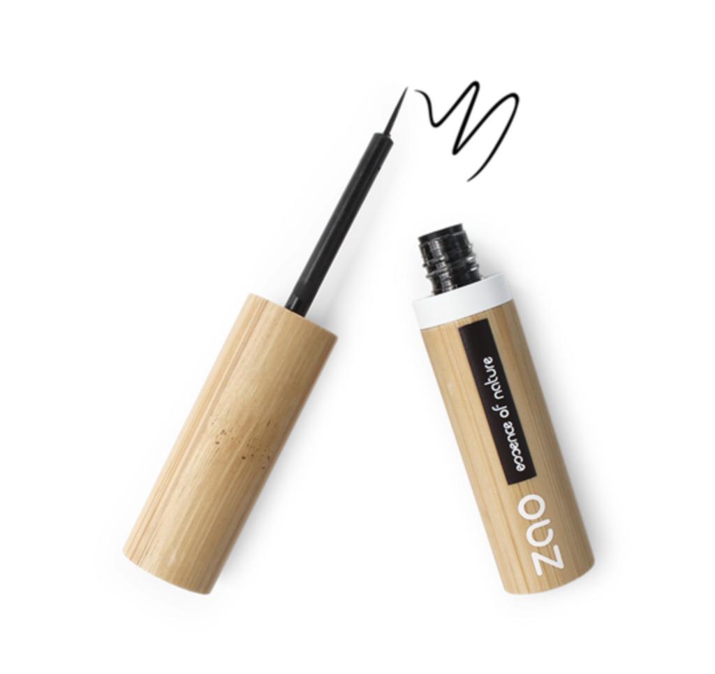 Black Refillable Eyeliner from Zao Eyeliner, Eyeliner