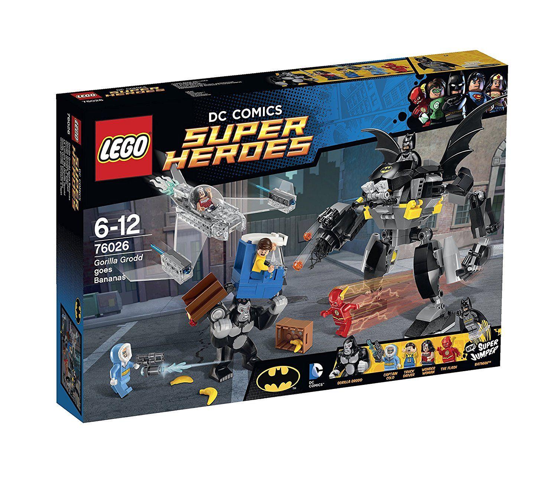 How To Get Gorilla Grodd In Lego Batman 2