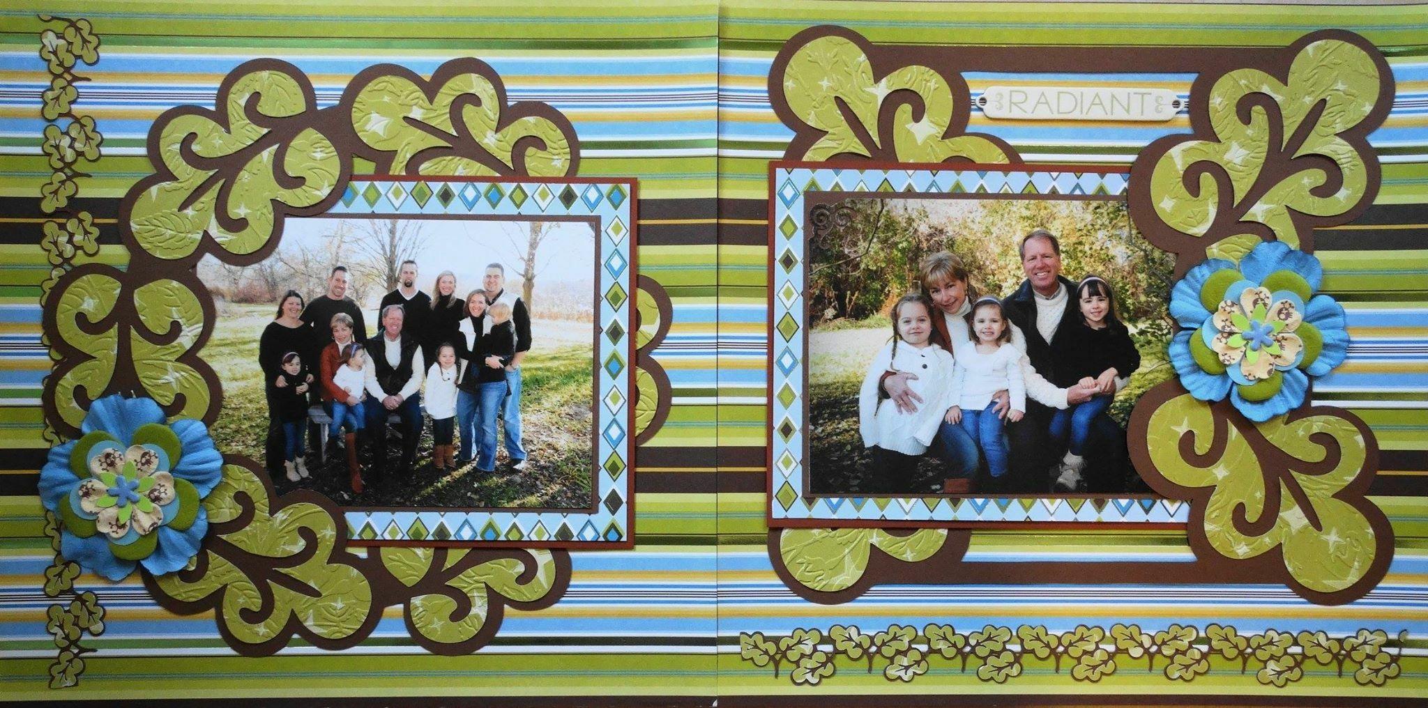 Family scrapbook ideas on pinterest - Explore Scrapbooking Larkin Scrapbooking Green And More