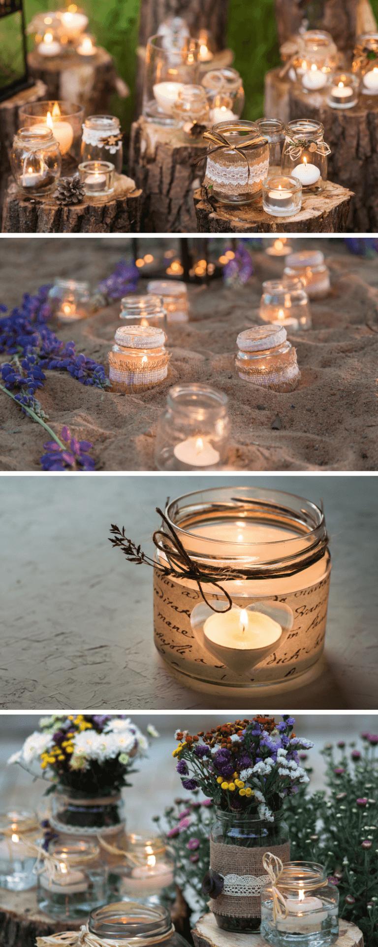 Photo of DIY Hochzeitsdeko aus Glas: 37 Inspirationen – Hochzeitskiste