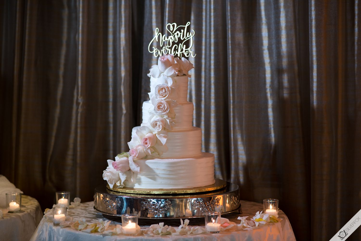 Happily ever after cake topper - Wedding photography at Carlyle on the Green - SIlverfox Weddings, Long Island wedding photo, video and dj