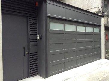 O Leary Stacking Garage Doors Modern Garage Doors
