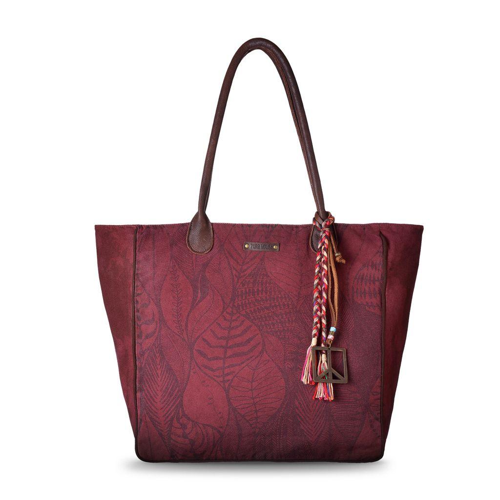 Bolso Amazonas Pura House Tote Bag Bags Top Handle Bag