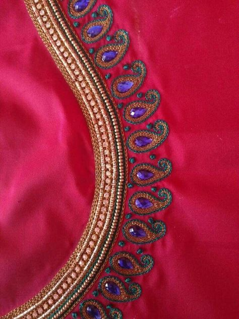 Pin By Jay Sanjeevi On Designer Blouse Blouse Designs Blouse
