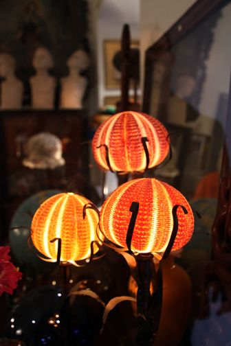 Piano Lamp Cool Sea Urchin Lamp | Lamps, Lanterns & Chandeliers