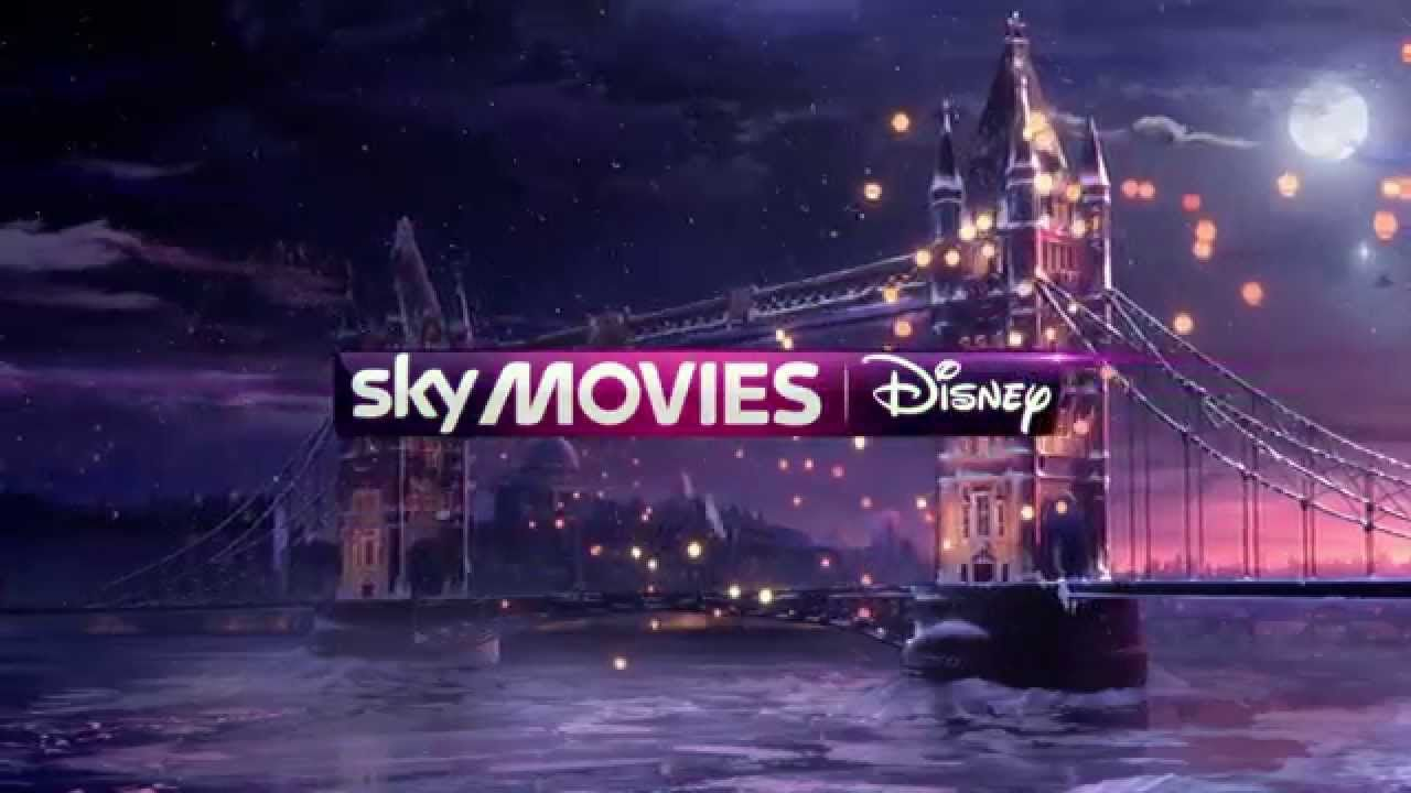 Sky Movies Disney Brand New Christmas Ident Disney Brands Movies Sky