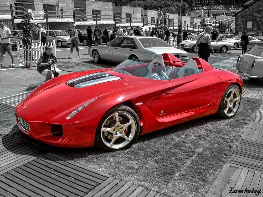 2000 Ferrari Rossa Concept Ferrari Race Cars Concept Cars