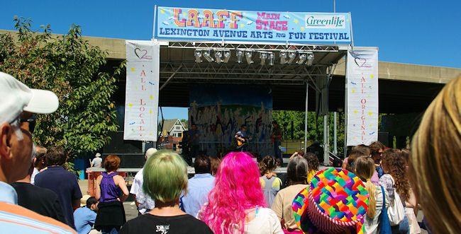 Laaff Asheville Street Festival Fun Festival Asheville Harvest Celebration