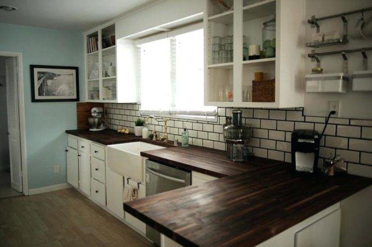 10 Trending Kitchen Furniture Items For 2019 Wood Worktop Dark Countertops Kitchens