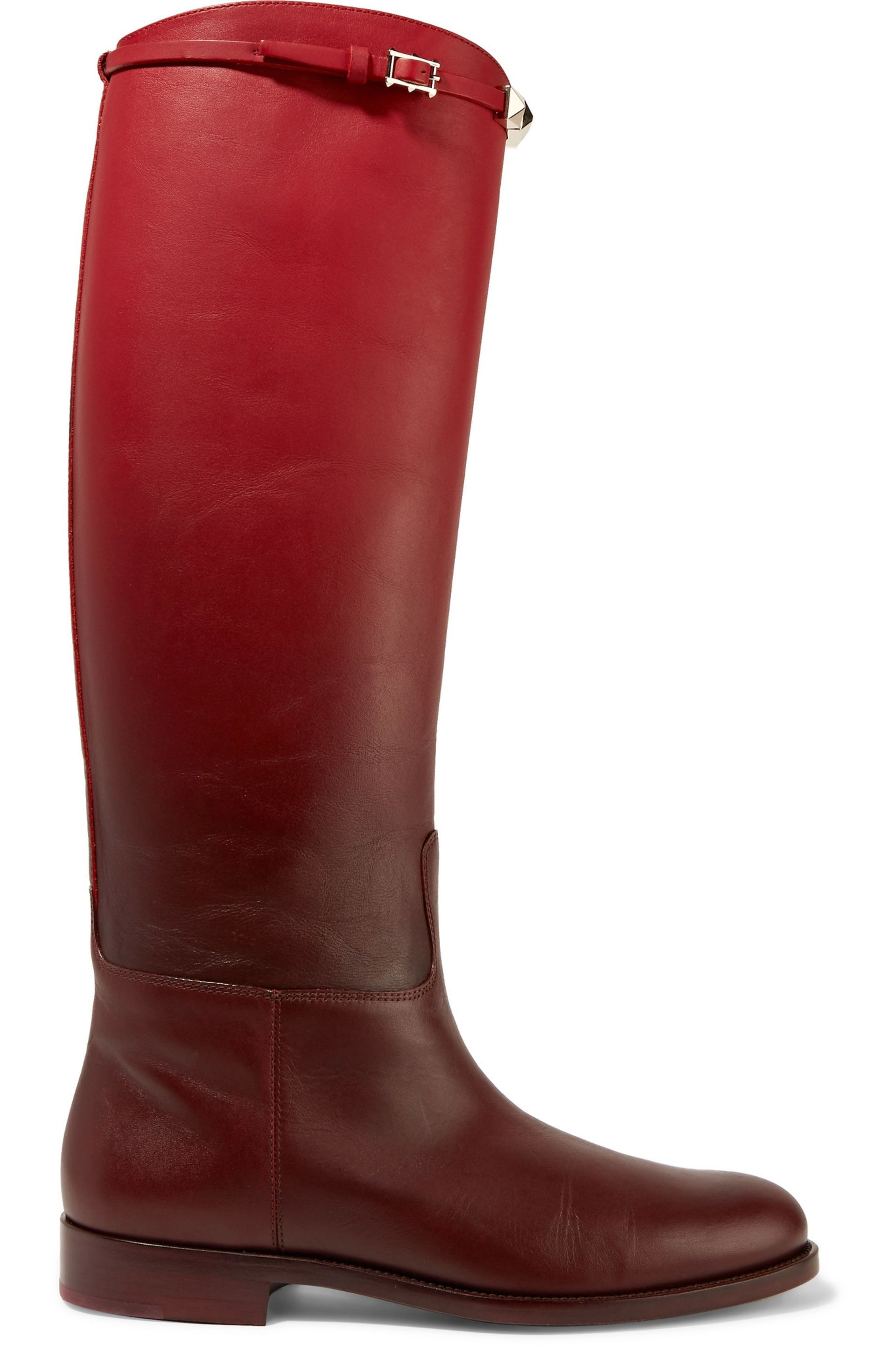 Ladies Flat Boots Sale Up To 70 Off At The Outnet Leather Knee Boots Womens Boots Flat Boots