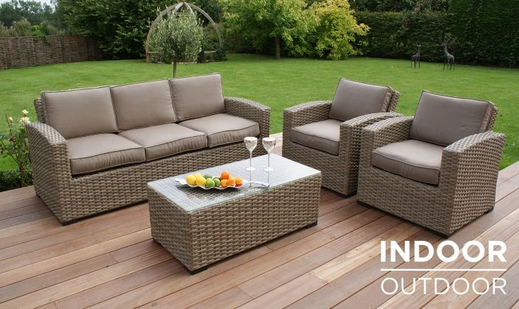 Antilles Sofa Sets Rattan Garden Furniture Garden Sofa Set