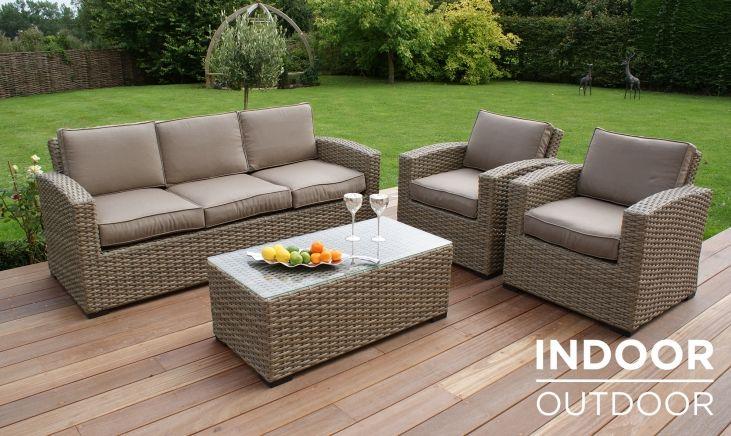 Antilles Sofa Sets Rattan Garden Furniture Garden Sofa Set