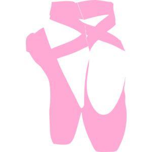 cartoon ballet shoes clipart best patterns pinterest ballet rh pinterest nz easy cartoon ballet shoes Ballet Shoes Drawing