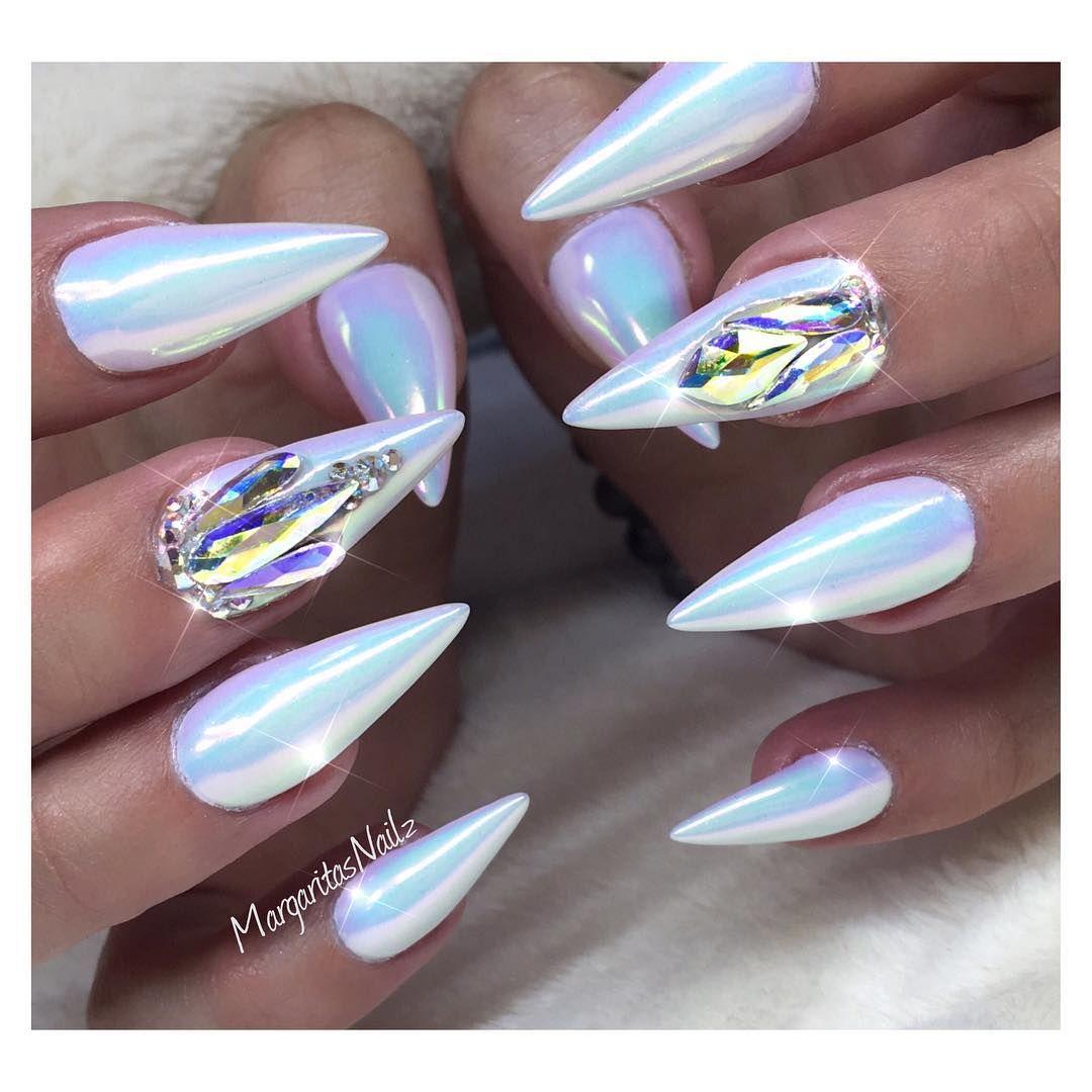 NailArt via - Margarita (@margaritasnailz) on Instagram: | Nail Art ...