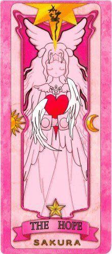 Card Of Love - cardcaptor-sakura Photo