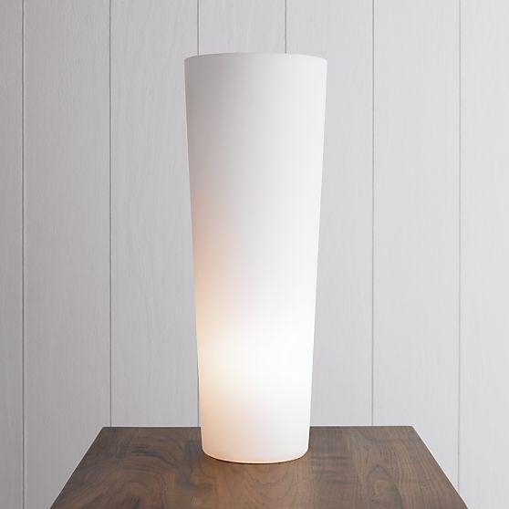 Marina Table Lamp Lamp Table Lamp Crate And Barrel