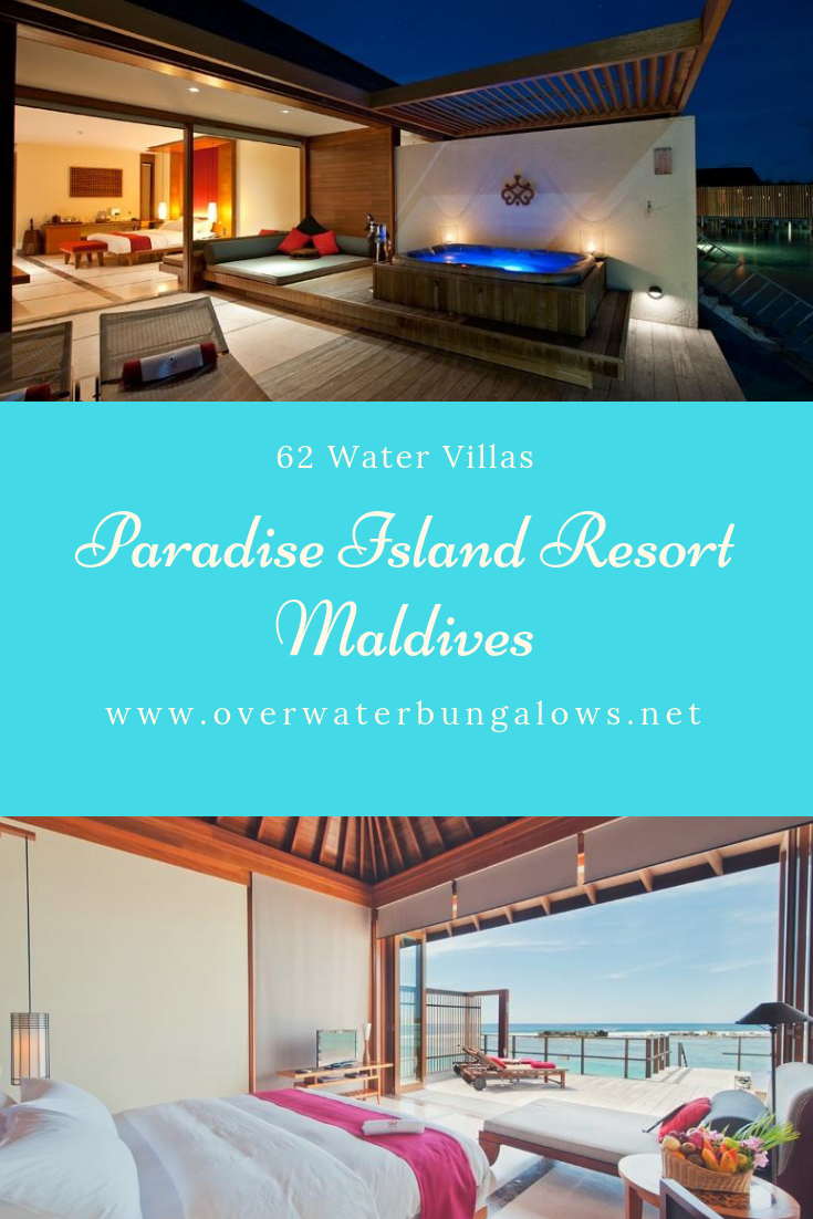 Pin By Overwater Bungalows On Maldives Water Villa Resorts