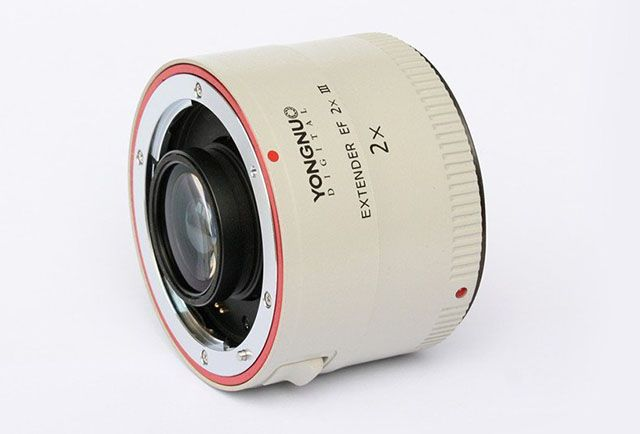Yongnuo S Clone Of The Canon 2x Teleconverter Costs 180 Instead Of 449 In 2021 Canon Eos Canon Lens Eos