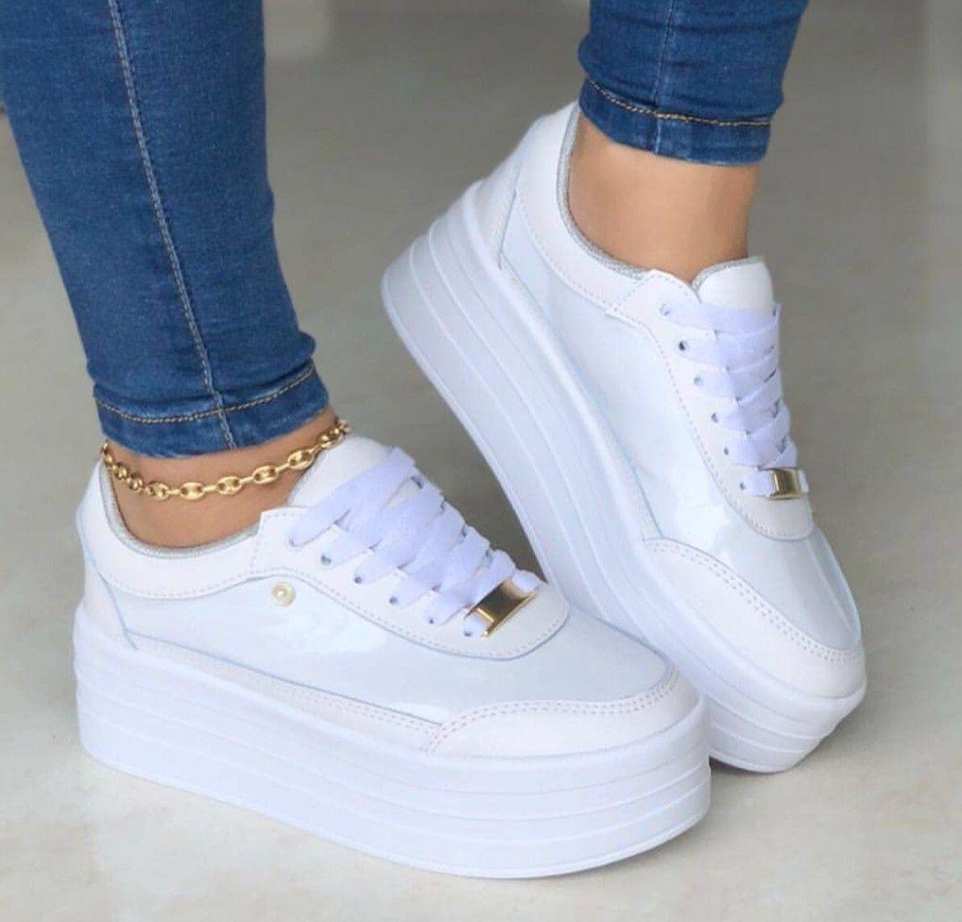 b648c589 Tenis Plataforma Zapatos Retro, Zapatillas Gucci, Zapatos Kawaii, Zapatos  Fila, Zapatos Vans