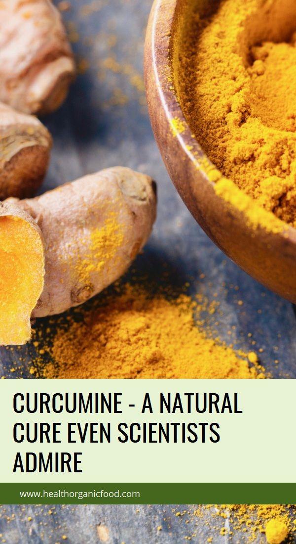 Curcumine – a natural cure even scientists admire #naturalcures