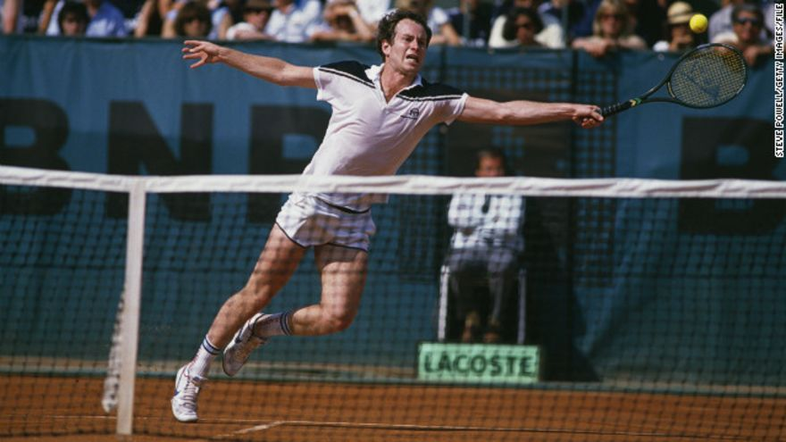 The 10 Greatest Sports Fails In History American Tennis Players John Mcenroe Sports Fails