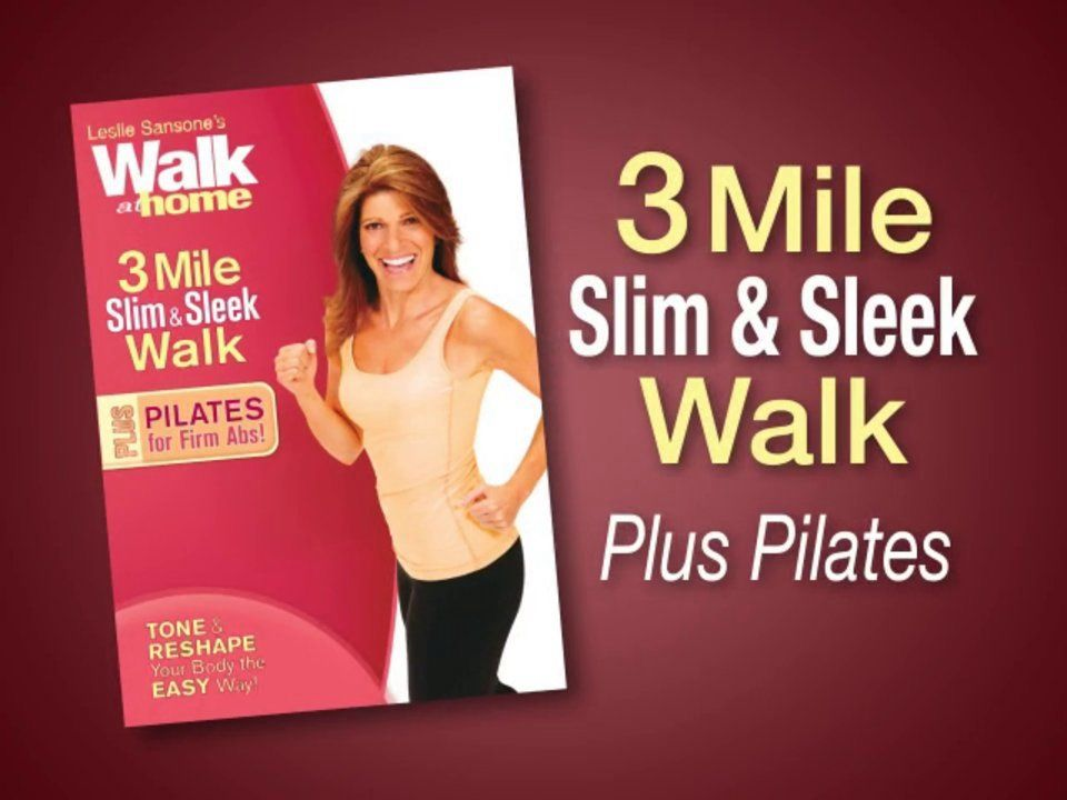 3 Mile Pilates Walk Preview Pilates Workout Videos Healthy Exercise