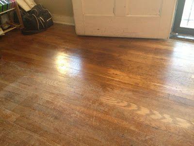 Jess Rocks Diy Natural Wood Floor