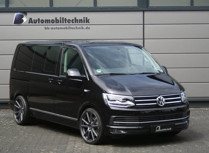 vw t6 multivan tuning chip bb automobiltechnik 4 magazin cars and. Black Bedroom Furniture Sets. Home Design Ideas