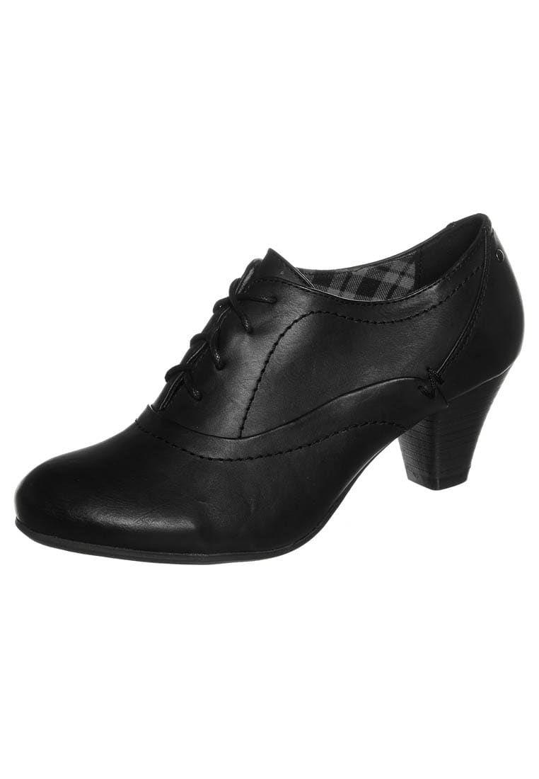 50f0b81808cc9 Anna Field Boots à talons - black - ZALANDO.FR