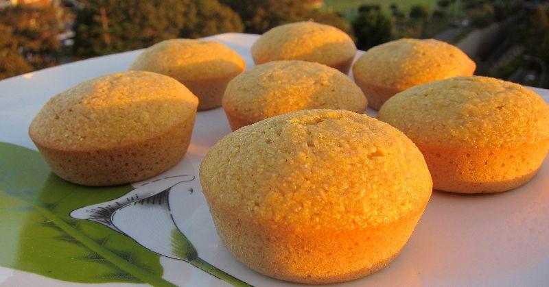 Rasvanpolttamisprosessissa bataatti muffinsseja voit syödä aamiaista (100% gluteeniton!)
