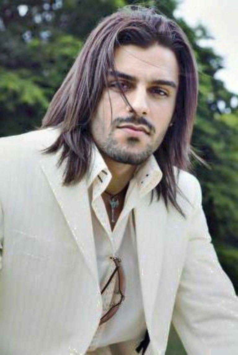 Haircuts for long hair mens awesome cool long hairstyles for men  menus hair  pinterest  long