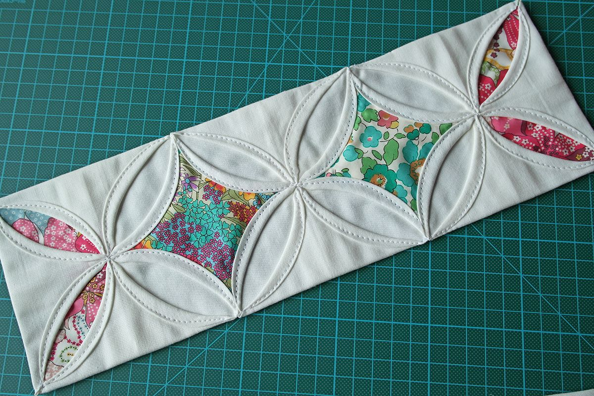 Quilting Tutorial Cathedral Windows Part 2 Making The Windows