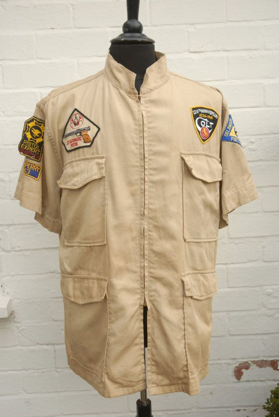 1980's Vintage Official NRA Jacket fbEPM