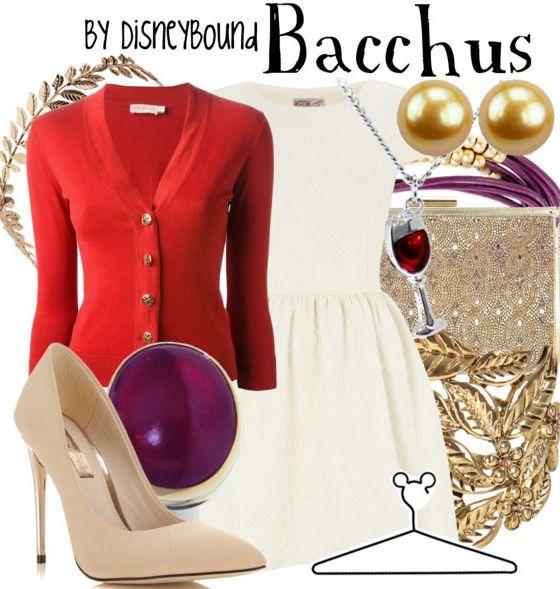 Disney Bound - Bacchus