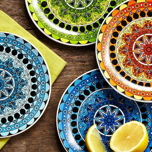 Take a look at the Bohemian Kitchen: Linens & Tableware event on zulily today!