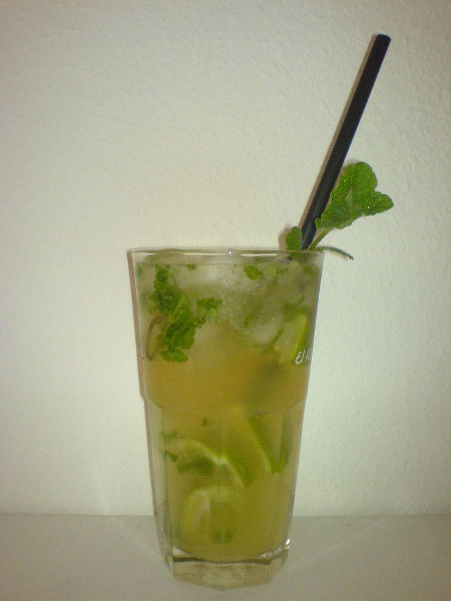 Mojito (alkoholfrei) | essen trinken | Pinterest | Alkoholfrei ...