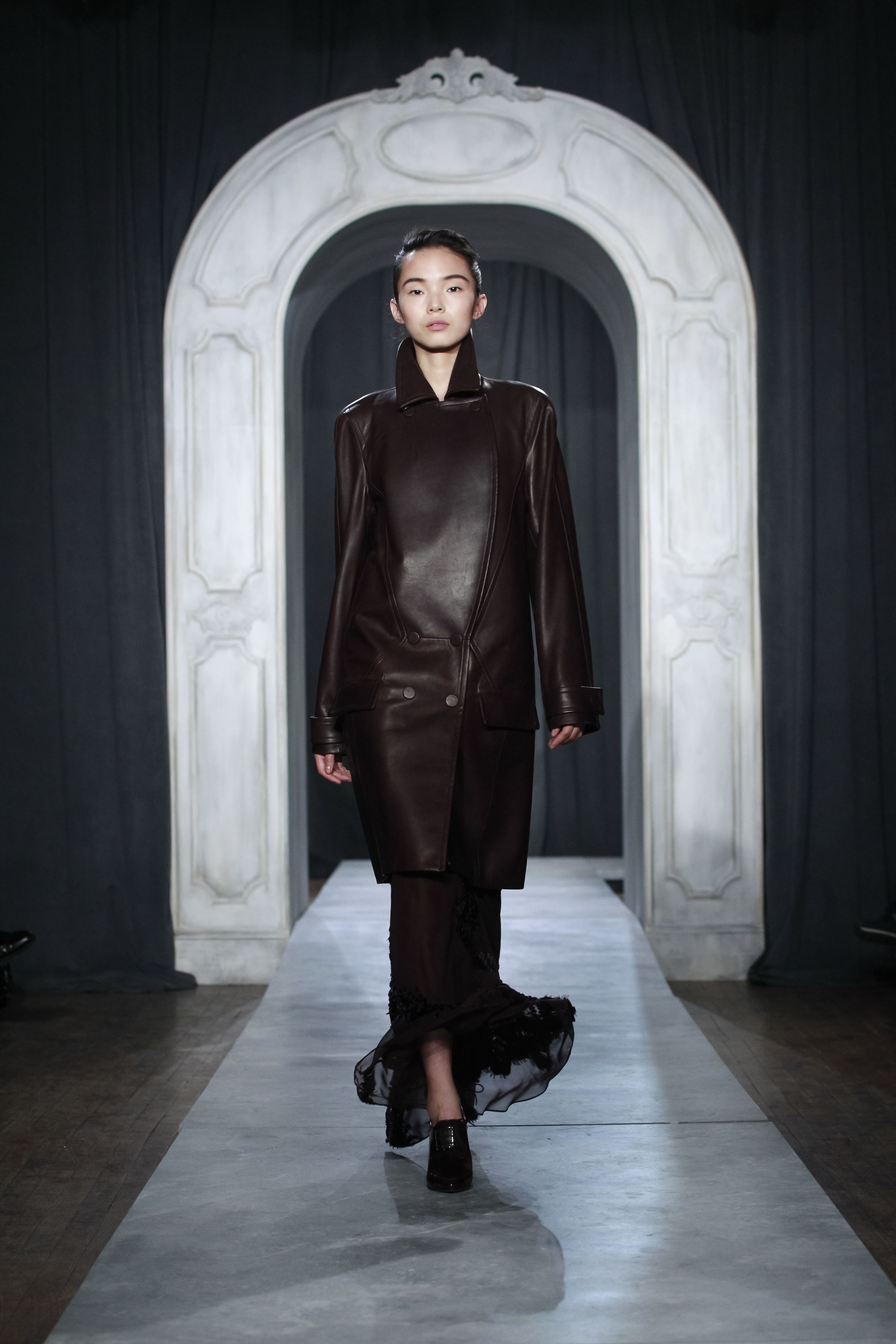 The Model With The Most FW 14 Campaigns Might Surprise You