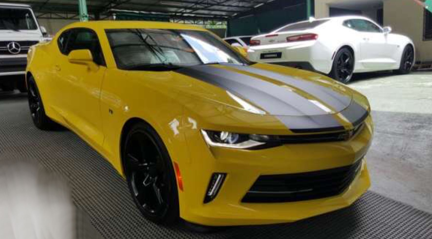 For Sale 2016 Chevrolet Camaro Rs Automatic Transmission For Price