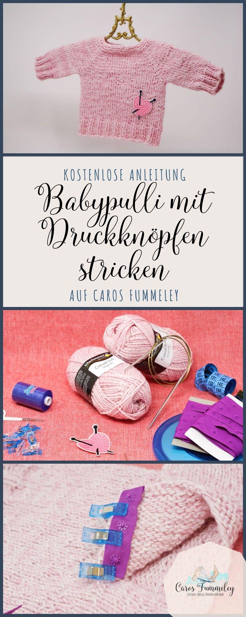 Photo of Anzeige: Babypulli stricken mit Snaply – Kostenlose Anleitung – Caros Fummeley