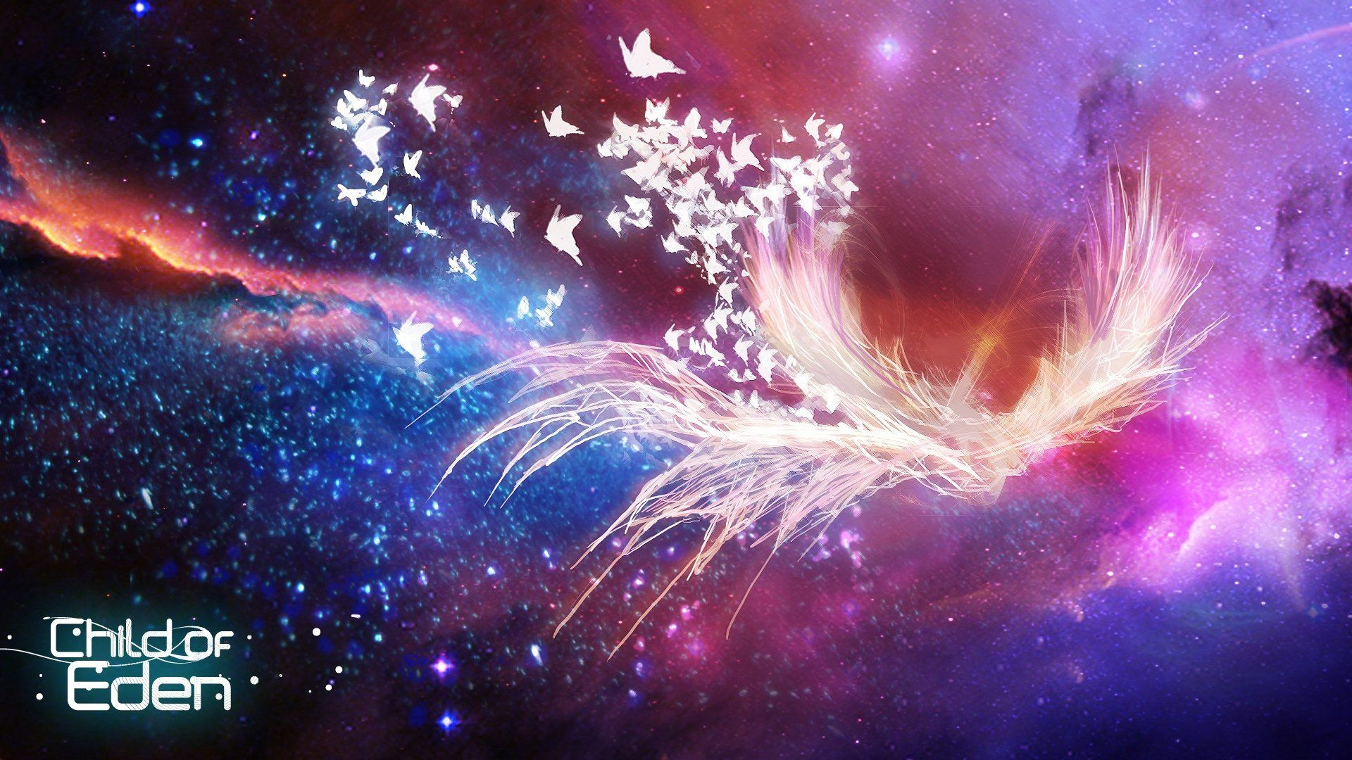Web Background Offers Website Space Phoenix Child Wallpapers Jpg 1920 1080 Children Of Eden Eden Fantasy Concept Art