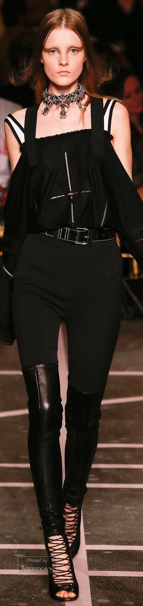 Givenchy.Spring 2015
