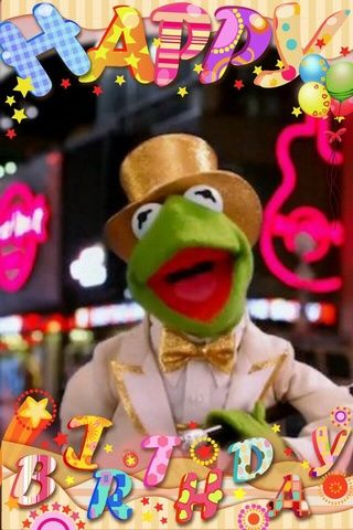 Kermit the frog happy birthday images google search greeting kermit the frog happy birthday images google search m4hsunfo