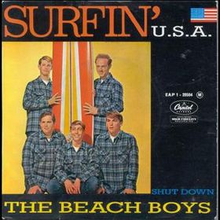 Surfin' U.S.A. (song) Wikipedia, the free encyclopedia